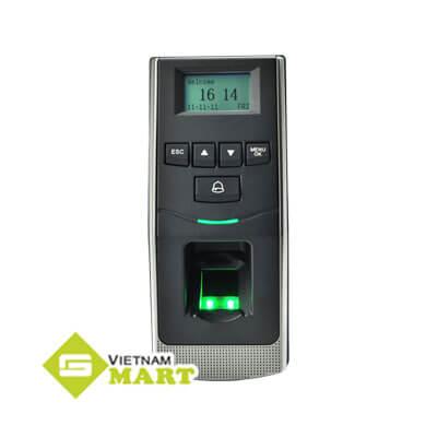 Máy chấm công kiểm soát cửa bằng vân tay thẻ cảm ứng Ronald Jack F06