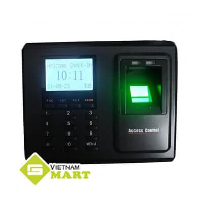 Máy chấm công kiểm soát cửa bằng vân tay thẻ cảm ứng F702Pro