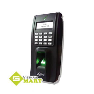 Máy chấm công kiểm soát cửa bằng vân tay thẻ cảm ứng Viglance TA 880