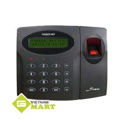 Máy chấm công kiểm soát cửa bằng vân tay thẻ cảm ứng IDTeck Finger007