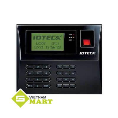 Máy chấm công kiểm soát cửa bằng vân tay thẻ cảm ứng IDTeck LX007SR