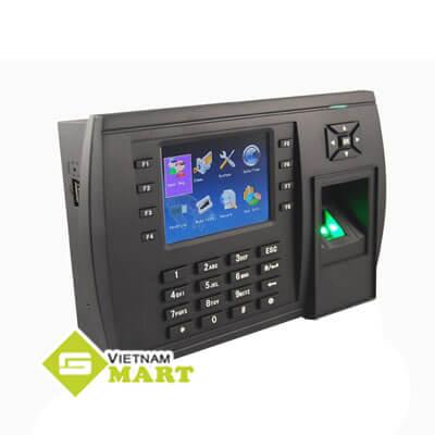 Máy chấm công vân tay thẻ cảm ứng MITA8683