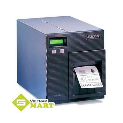 Máy in mã vạch Sato CL412e