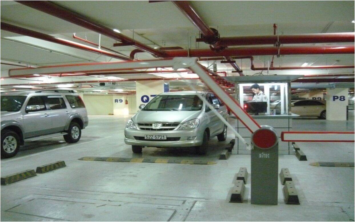 Hệ thống CMPS tại Vincom Center TP. Hồ Chí Minh