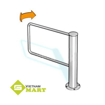 Cửa tự động Swing Barrier HSD-E01