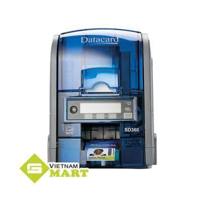 Máy in thẻ Datacard SD360