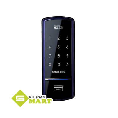 Khóa thẻ từ Samsung SHS-3420XMK/E6