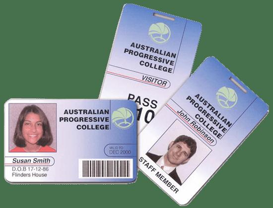 Thẻ nhân viên - sinh viên