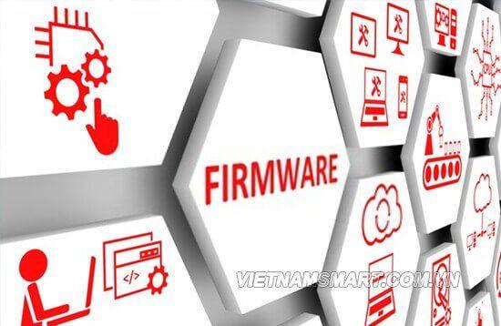 """Firmware là một """"phần mềm ứng dụng"""" ?"""