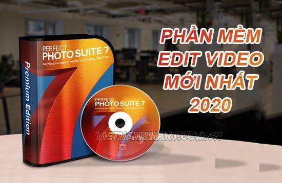 Phần mềm chỉnh sửa edit video online