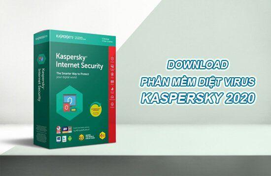 tải phần mềm diệt virus Kaspersky