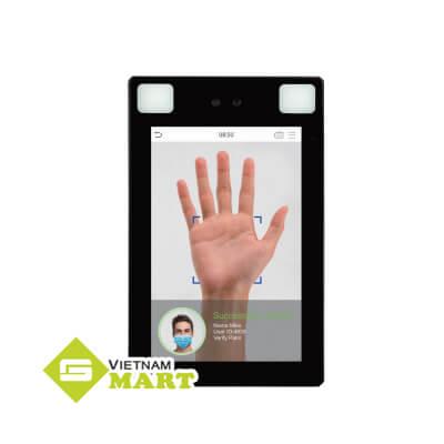 ProFace X [TD] - kiểm soát ra vào bằng khuôn mặt lòng bàn tay thân nhiệt
