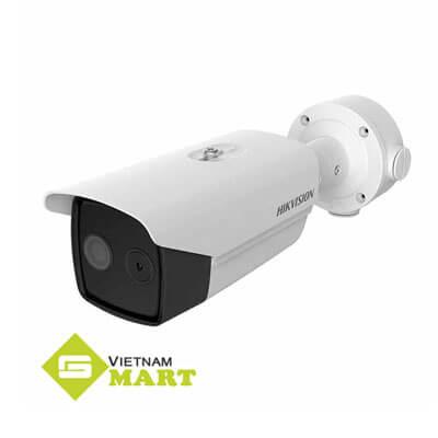 Camera ảnh nhiệt ống kính quang phổ kép DS-2TD2617B-6/PA