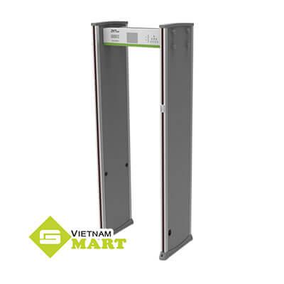 Cổng dò kim loại và phát hiện thân nhiệt ZK-D3180S-TD