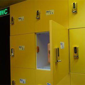 Khóa tủ đồ - Cabinet Locker