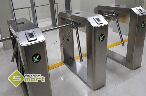 Dự án lắp đặt hệ thống kiểm soát an ninh tại nhà máy JMT VN