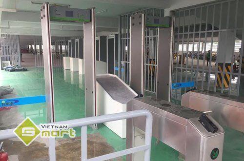 Dự án lắp đặt hệ thống kiểm soát an ninh tại nhà máy Texon Việt Nam