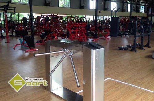 Dự án lắp đặt hệ thống quản lý phòng tập gym cho Bomgym Quảng Ninh