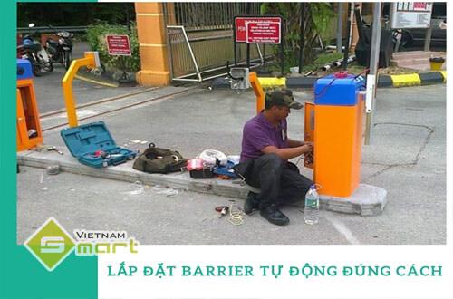 Hướng dẫn từ a-z cách lắp đặt barrier tự động nhanh và chính xác nhất