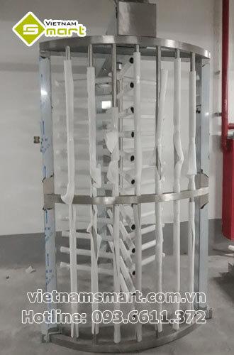 Dự án lắp đặt cửa lồng xoay tại tòa nhà T14 Time City