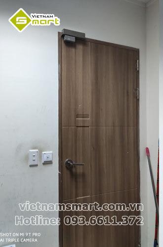 Dự án lắp đặt kiểm soát cửa cho công ty DYT Bắc Giang