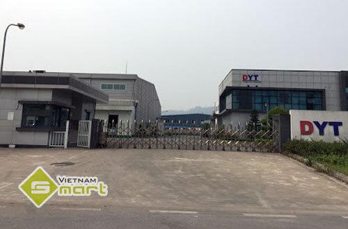 Công ty DYT Bắc Giang