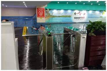Giải pháp phần mềm quản lý bể bơi