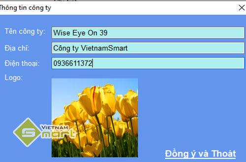 cách sử dụng phần mềm chấm công Wise Eye On 39