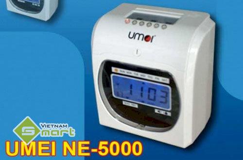Máy chấm công bằng thẻ giấy Umei NE-5000