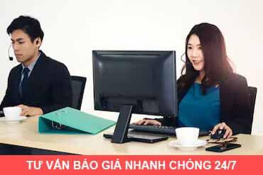 Tư vấn báo giá sản phẩm VietnamSmart