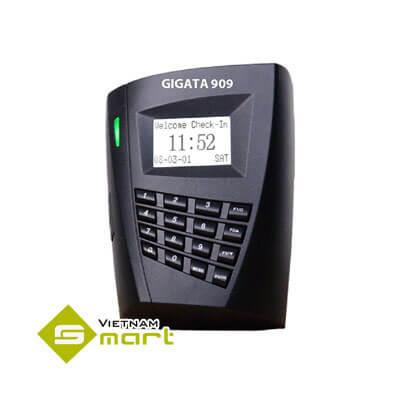 Máy chấm công thẻ từ GIGATA 909