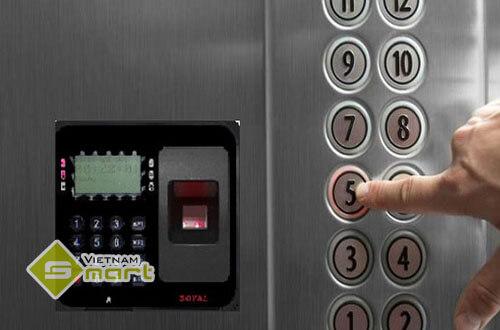 giải pháp chống copy thẻ từ thang máy