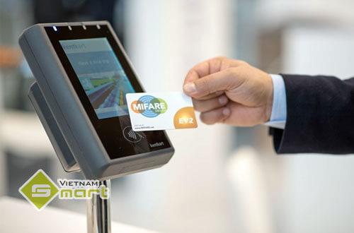 Ứng dụng của thẻ Mifare