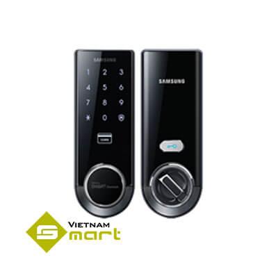 Khóa thẻ từ và mã PIN Samsung SHS-3321XMK/EN