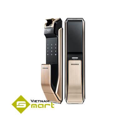 Khóa cửa vân tay Samsung SHS-P718LMG/EN