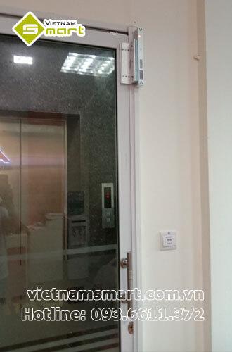 Dự án lắp đặt kiểm soát cửa ra vào công ty cổ phần Nero tại Hà Nội