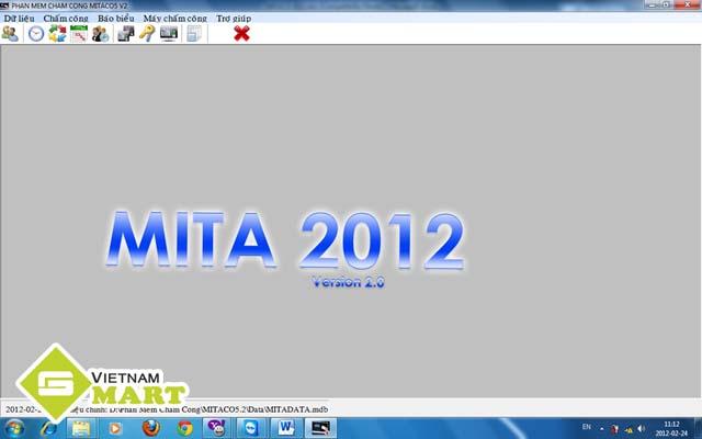 Hướng dẫn cài phần mềm Mitaco