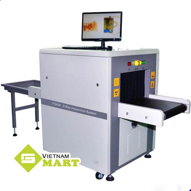 Máy soi hành lý X-ray