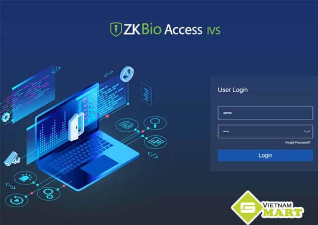 Hướng dẫn sử dụng phần mềm ZKBio Access