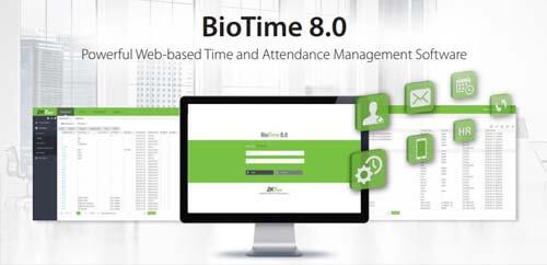 Tài liệu hướng dẫn sử dụng phần mềm Biotime