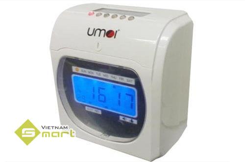 Máy chấm công thẻ giấy giá rẻ UMEI NE-500