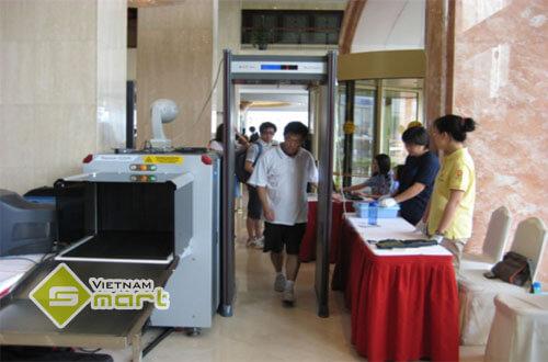 Cổng dò kim loại Safeway AT-300B