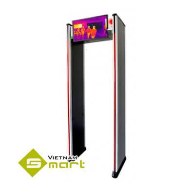 Cổng dò kim loại và đo thân nhiệt ZK-D2180S[TI]