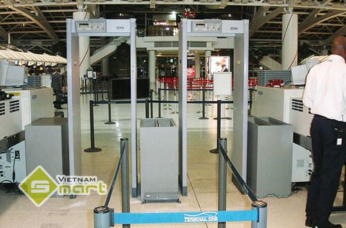 Ứng dụng thực tế của cổng dò an ninh HI-PE Multi Zone
