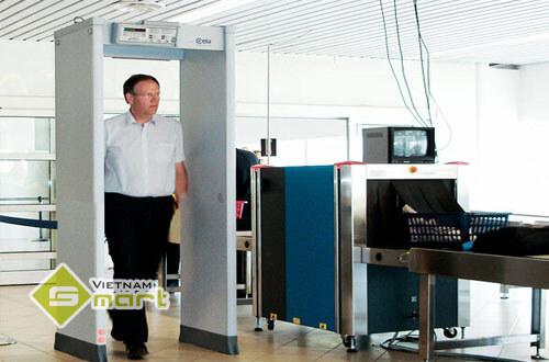 Ứng dụng thực tế của cổng dò an ninh HI-PE Plus