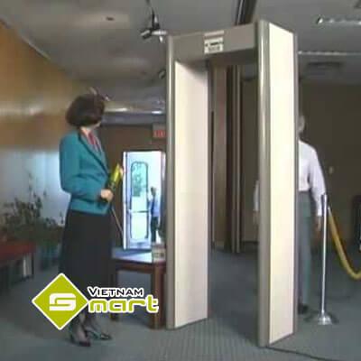 Ứng dụng của cổng dò an ninh CS-5000