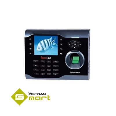 Máy chấm công vân tay thẻ ZkTeco iClock 360