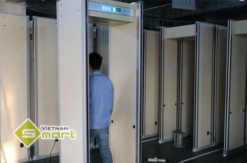 Test cổng dò kim loại Safeway AT-300B
