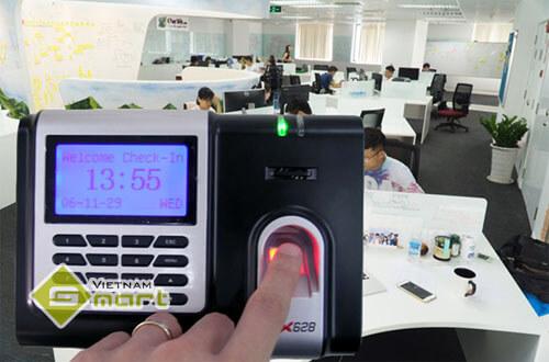 Giải pháp chấm công cho nhân viên văn phòng