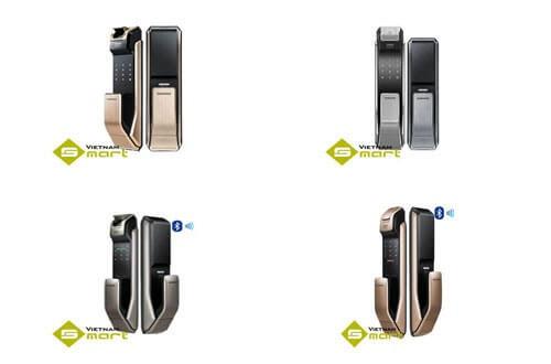 Model khóa vân tay SamSung bán chạy nhất của VietnamSmart